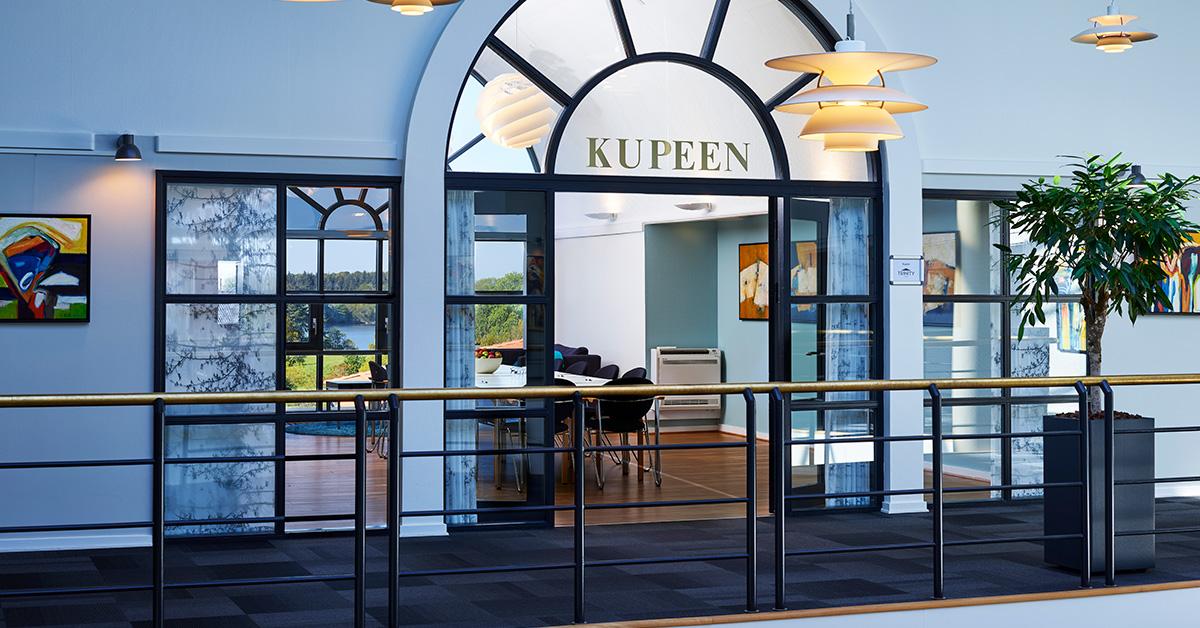 Kupeen | Trinity Hotel & Konference Center