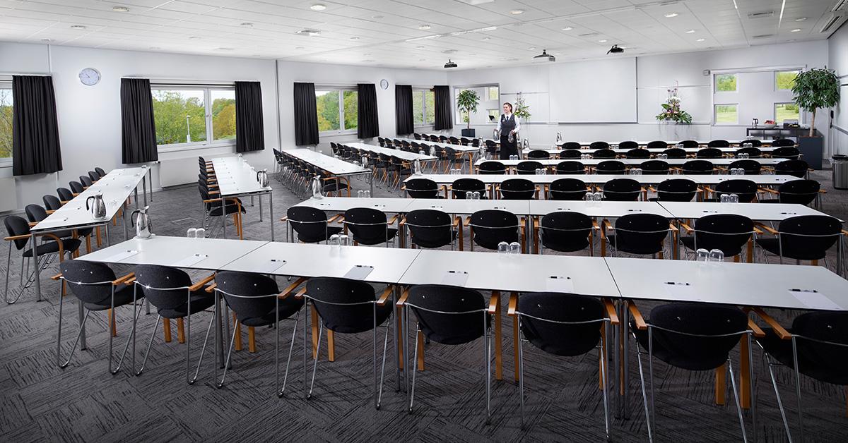 Møde- og konferencelokaler