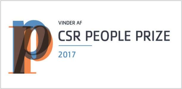 Trinity vinder CSR People Prize 2017