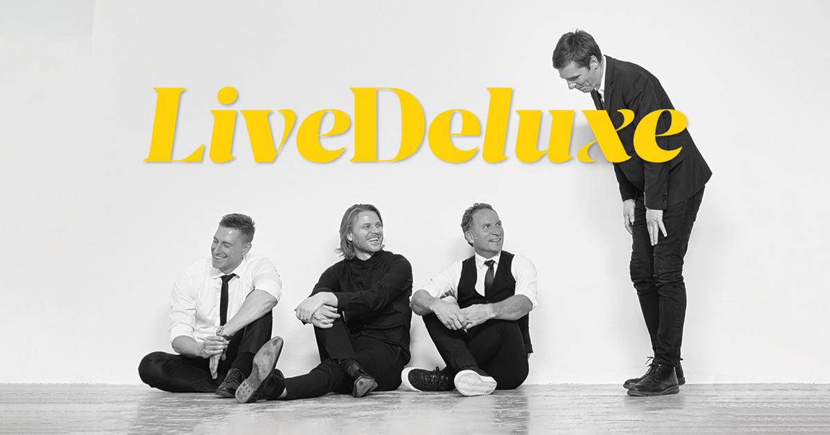 Julefrokost med Live Deluxe