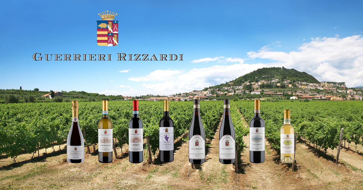 WineGourmet Dinner med Rizzardi