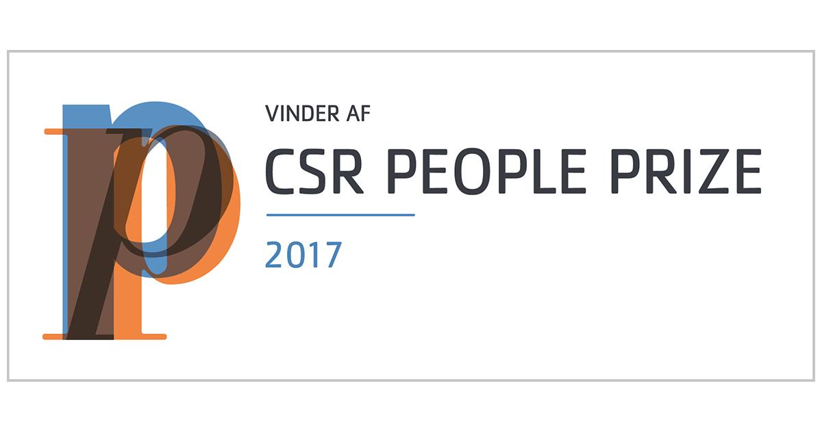 Trinity vinder af CSR-prisen 2017