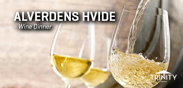 Alverdens Hvide - WineDinner