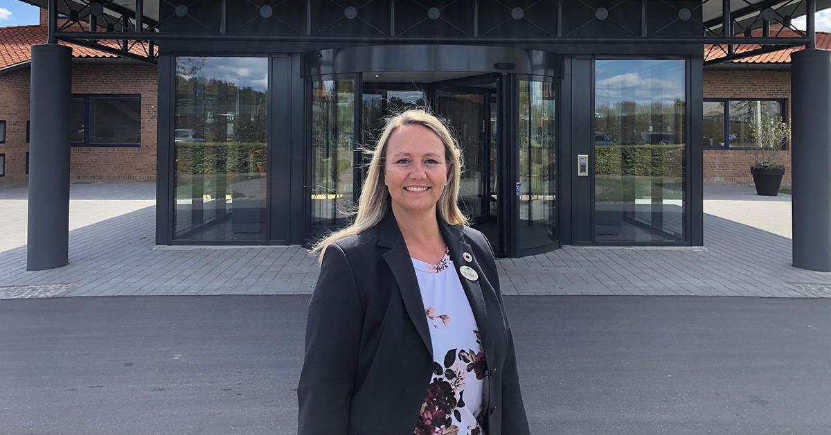 Salgs- & Udviklingschef Lisbeth Vinther-Wilhelmsen