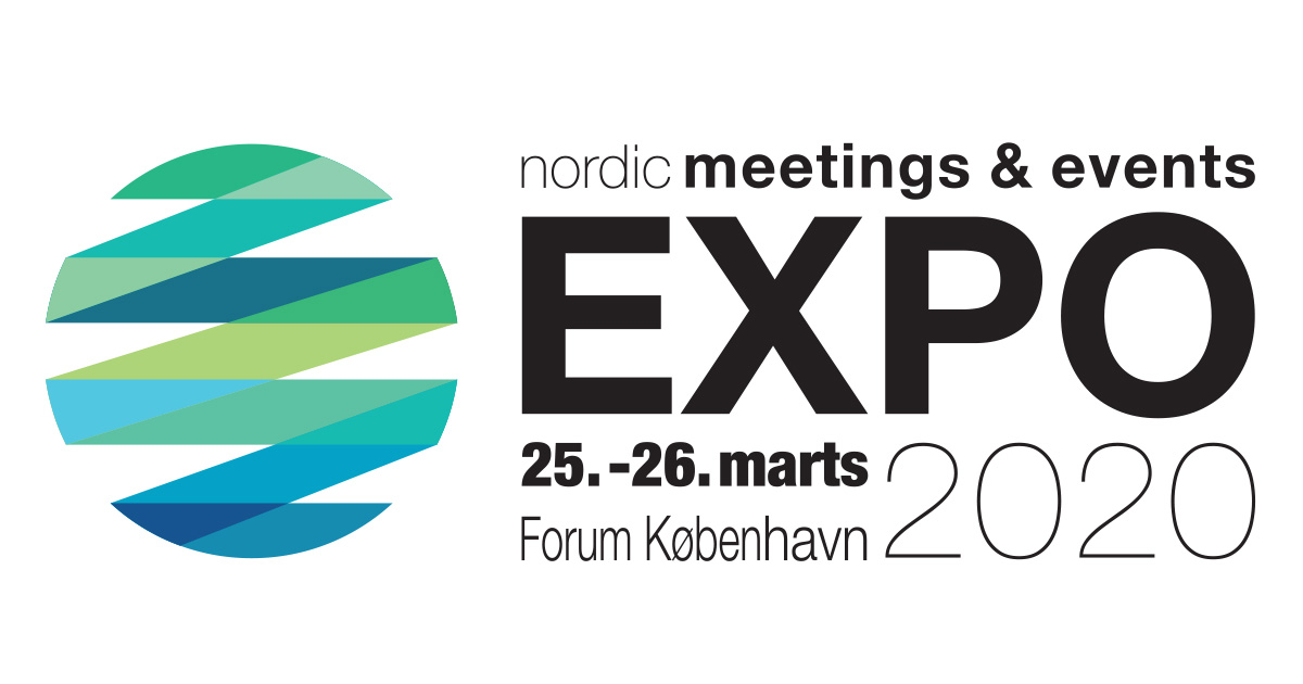 Mød os på Meetings & Events - stand 359