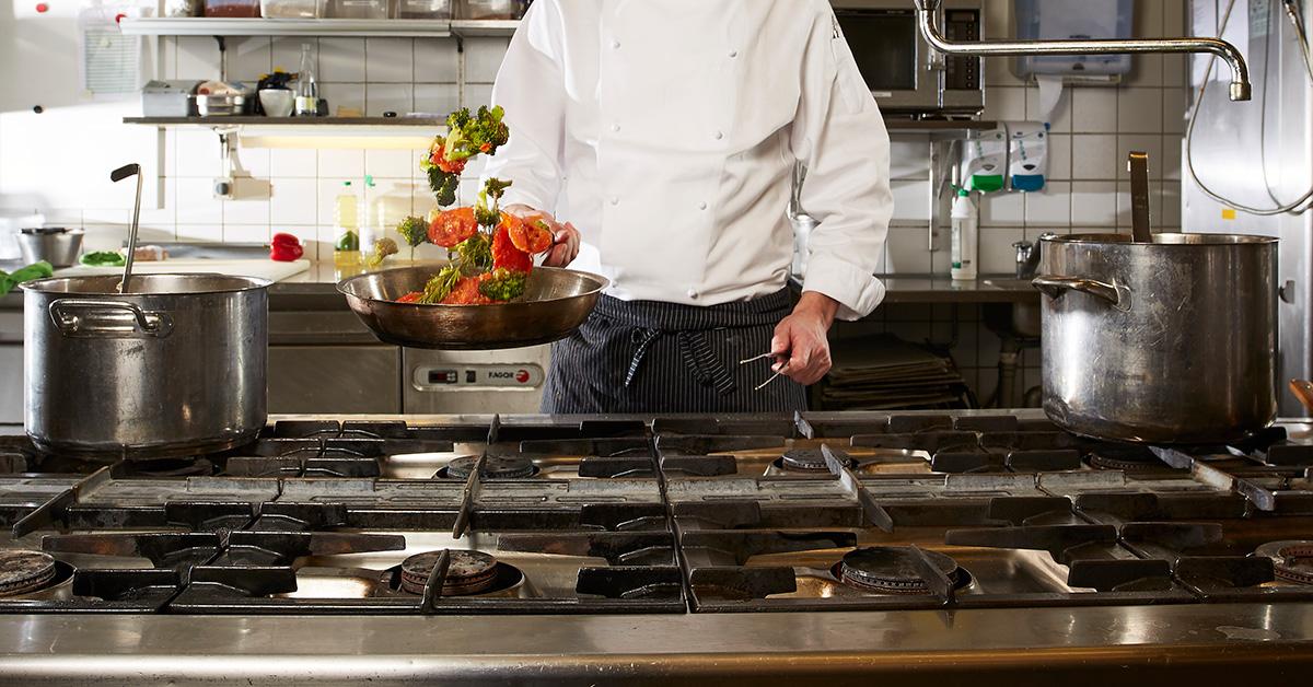 Faglært og dygtig kok søges