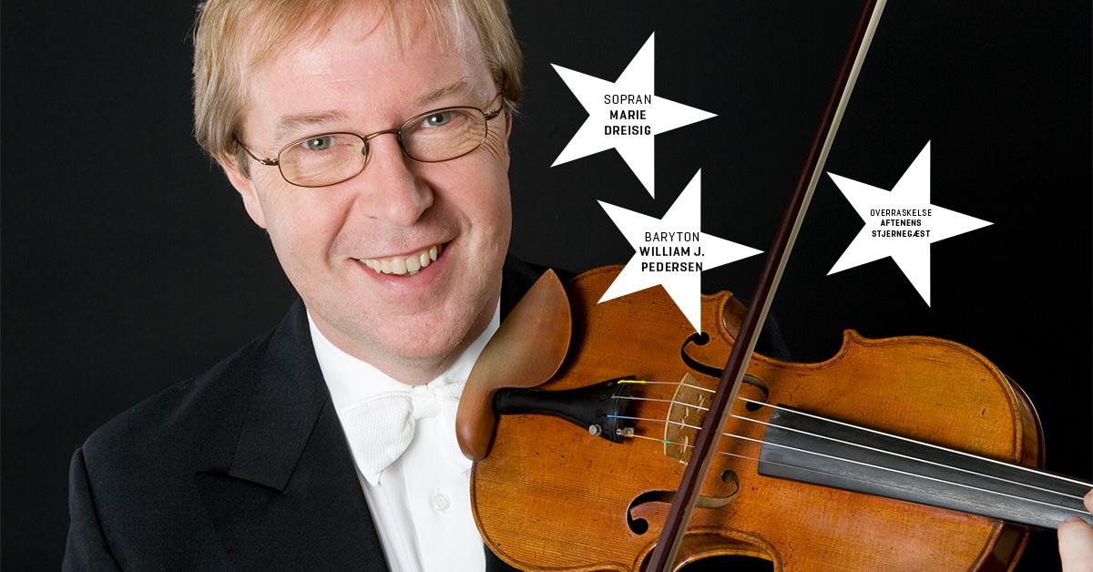 Kim Sjøgren med opera stjernefrø