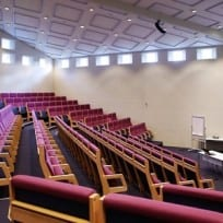 Auditorie lokale på Trinity 2