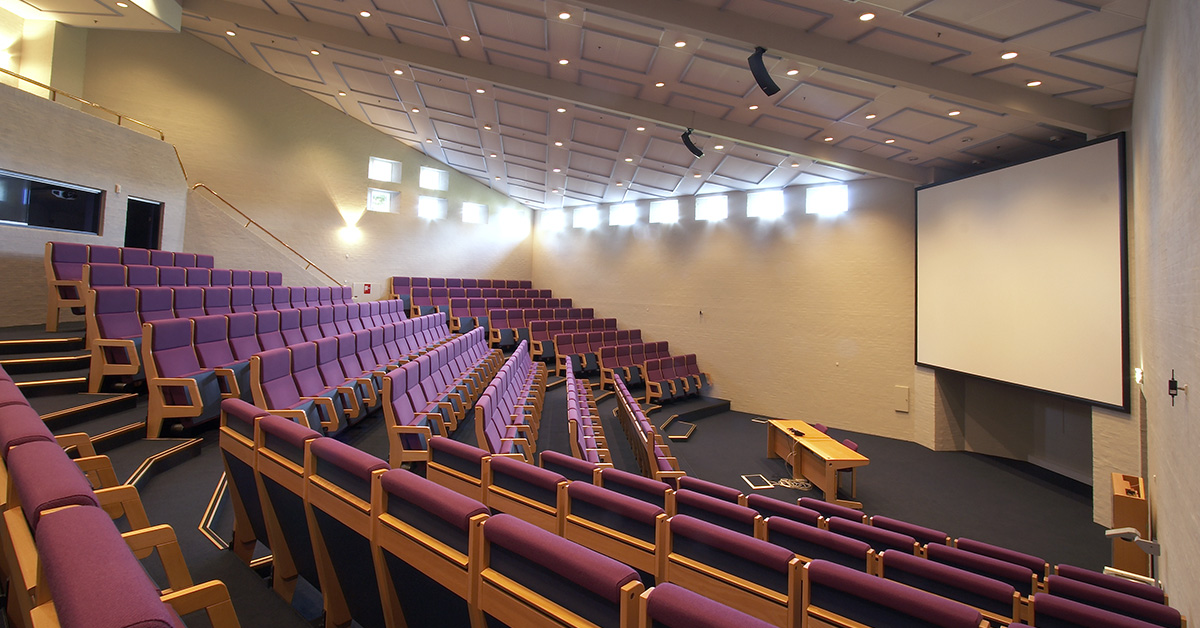Auditorium | Trinity Hotel & Konference Center