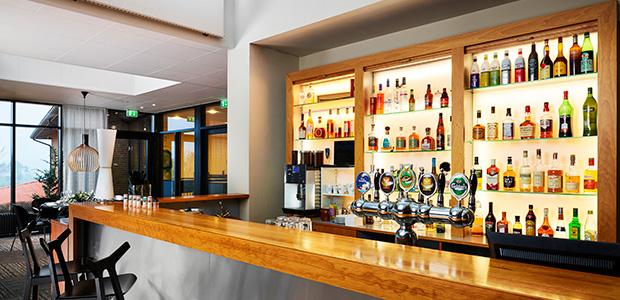 Cafe og bar på Trinity