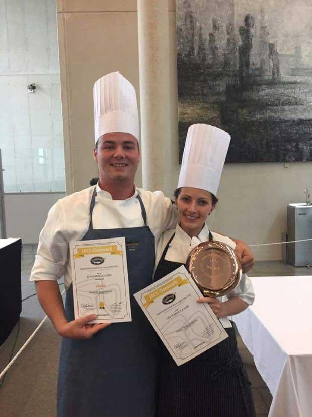 Danmarks bedste konference kok