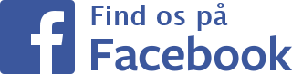 Billedresultat for find os på facebook logo