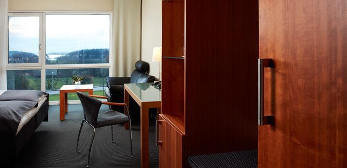 Deluxe dobbeltværelse | Trinity Hotel & Konference Center