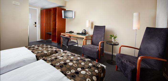 Standard dobbeltværelse | Trinity Hotel & Konference Center