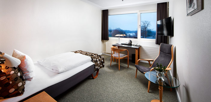 Standard enkeltværelse   Trinity Hotel & Konference Center