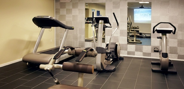 Hotel med Fitness og motionsrum
