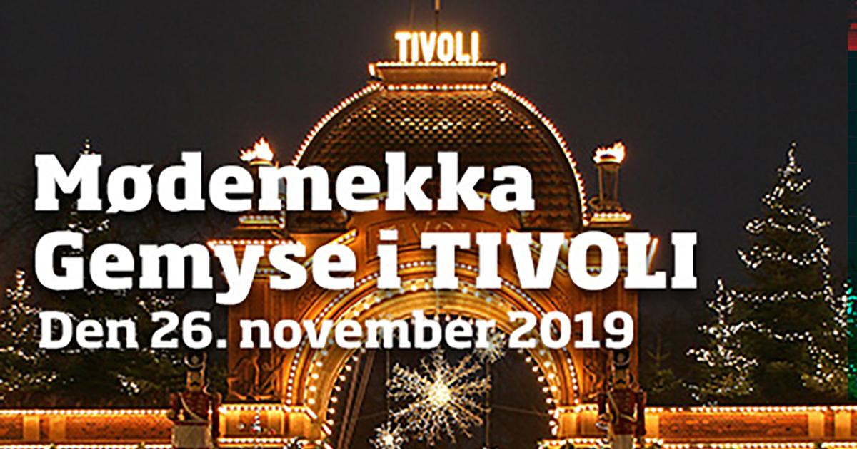 MødeMekka i Tivoli
