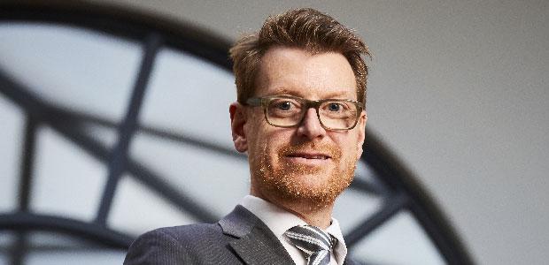 Trinitys hotelchef Claus Pedersen