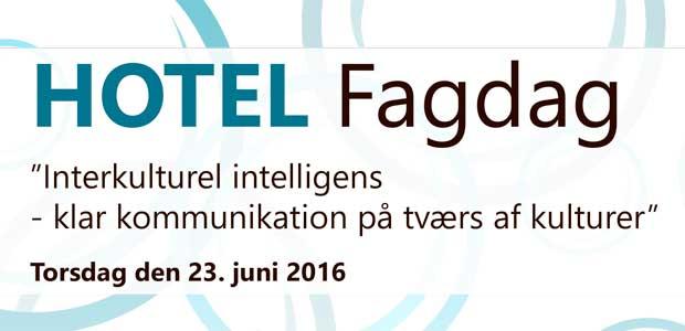 HOTEL Fagdag Juni 2016
