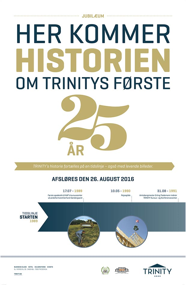 Trinitys 25-års jubilæum